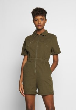 Urban Classics - LADIES SHORT BOILER SUIT  - Combinaison - summerolive