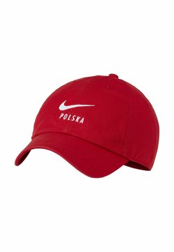 Nike Performance - POLEN HERITAGE - Cappellino - sport red/white