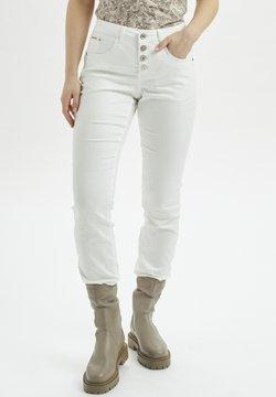 Cream - CRLOTTE  - Jeans slim fit - snow white