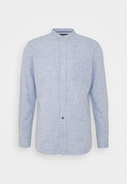 Jack & Jones - JPRBLUSUMMER DOBBY BAND  - Camicia - blue