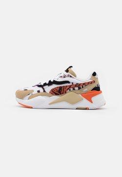 Puma - RS-X³ W.CATS - Sneakers laag - pale khaki/white