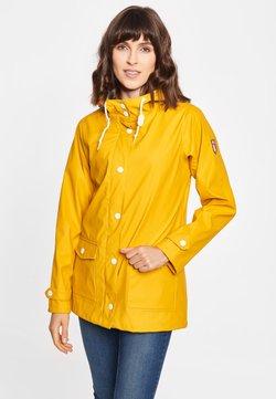 Derbe - PENINSULA FISHER - Regenjacke / wasserabweisende Jacke - yellow