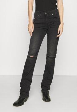 Diesel - D-SLANDY-BT - Jeans Straight Leg - grey