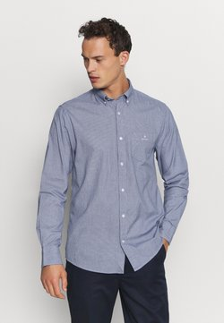 GANT - STRUCTURE REGULAR FIT - Hemd - crisp blue