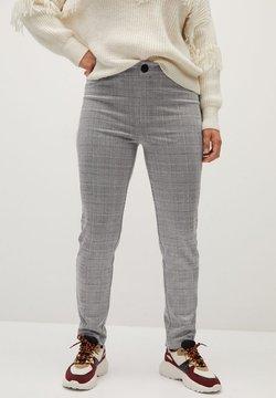 Violeta by Mango - ROMA - Pantalon classique - grey