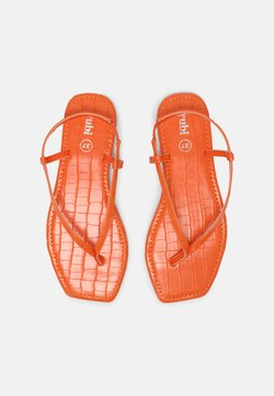 Rubi Shoes by Cotton On - EVERYDAY MADDIE - Infradito - tangerine