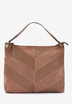 Next - SPLICE HOBO - Handtasche - pink