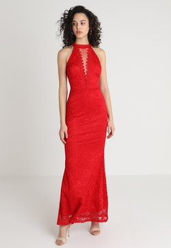 WAL G. - HIGH NECK MAXI - Ballkleid - red