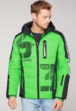 Camp David - Daunenjacke - neon green