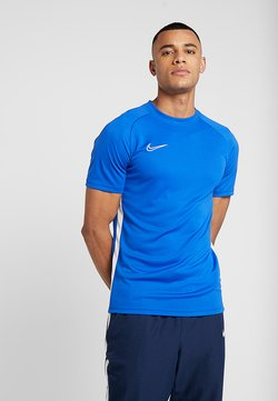 Nike Performance - DRY ACADEMY - Printtipaita - game royal/white