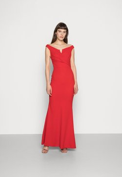 WAL G. - Maxikleid - red