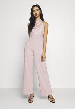 Sista Glam - NERIDA - Jumpsuit - blush