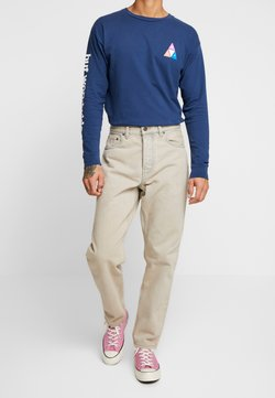 Carhartt WIP - NEWEL PANT MAITLAND - Jeans Relaxed Fit - blue sandbleached