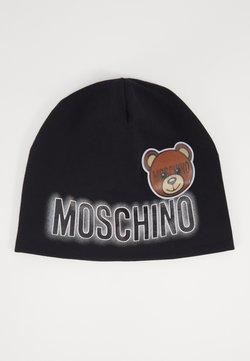 MOSCHINO - Beanie - black