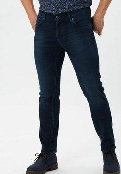 BRAX - CHUCK - Slim fit jeans - knight blue used
