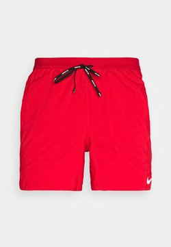 Nike Performance - STRIDE  - Pantalón corto de deporte - university red/silver
