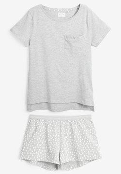 Next - COTTON BLEND SET - Pyjama - grey