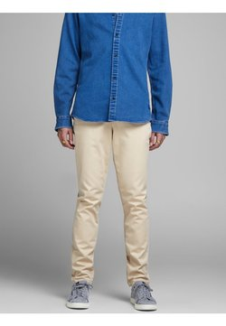 Jack & Jones - Chinot - white pepper