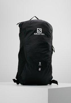 Salomon - TRAILBLAZER 10 UNISEX - Reppu - black/black