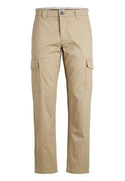 Jack & Jones - KANE JOSH AKM - Cargo trousers - chinchilla