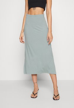 Even&Odd - BASIC - Maxi skirt - Jupe longue - abyss