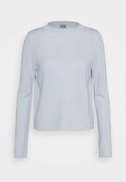 FTC Cashmere - MOCKNECK - Stickad tröja - icicle