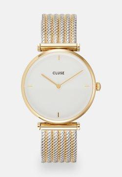 Cluse - TRIOMPHE - Zegarek - gold-coloured/silver-coloured/white