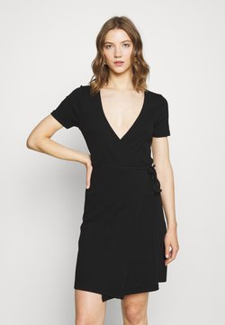 Envii - ENALLY DRESS - Vestido de tubo - black