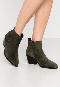 Gabor Comfort - Ankle Boot - bottle