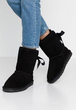 Esprit - LUNA BACK - Stiefelette - black