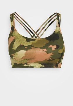 GAP - ECLIPSE STRAPPY BACK - Sport BH - olive