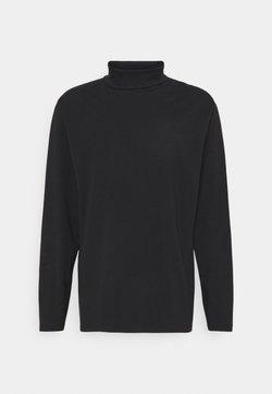 Lindbergh - PLUS - Langærmede T-shirts - black