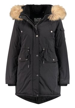 Superdry - NADARE - Wintermantel - black