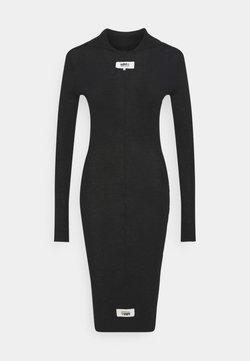MM6 Maison Margiela - VESTITO - Vestido de tubo - black