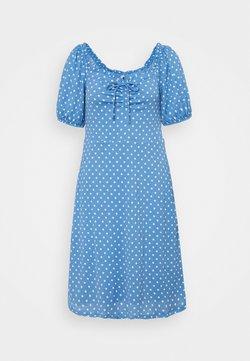 ONLY Tall - ONLPELLA BUST DRESS TALL - Jerseykleid - allure/cloud dancer