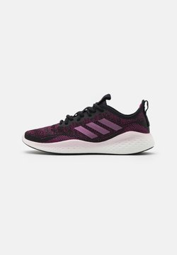 adidas Performance - FLUIDFLOW - Zapatillas de running neutras - core black/power berry