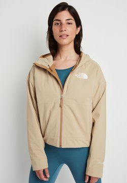 The North Face - INSULATED JACKET BOMBER  - Chaqueta Hard shell - hawthorne khaki