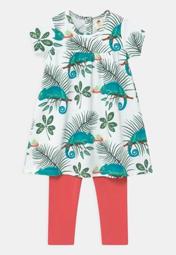 Walkiddy - BABYDOLL CHAMELEONS SET - Leggings - Hosen - multi-coloured