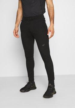 4F - Men's sweatpants - Jogginghose - black