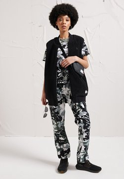 Superdry - T-Shirt print - dragon camo