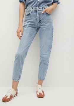 Mango - Slim fit jeans - medium blue