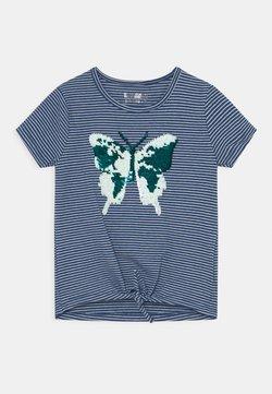 Staccato - KID - T-Shirt print - indigo blue