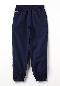 Lacoste Sport - TENNIS PANT - Tracksuit bottoms - navy blue