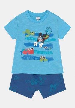 OVS - SET - Camiseta estampada - blue radiance