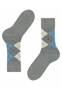 Burlington - Chaussettes - light grey