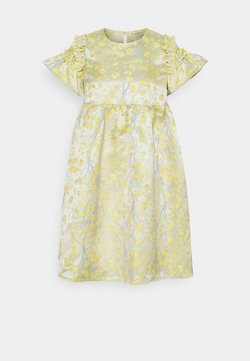 Love Copenhagen - KISA DRESS - Cocktailkleid/festliches Kleid - lemon