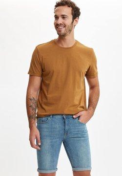 DeFacto - Jeansshort - brown