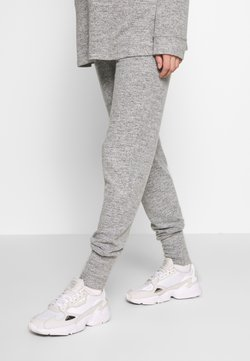 Forever Fit - SOFT TOUCH JOGGER - Pantalones deportivos - grey