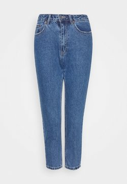 Vero Moda Petite - VMJOANA MOM ANKLE PETITE - Jeans Relaxed Fit - medium blue denim
