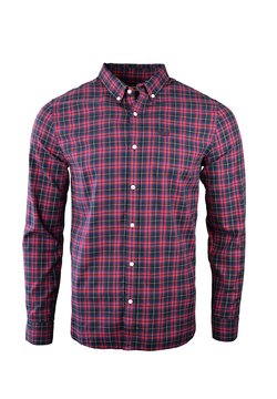 Superdry - Hemd - navy check